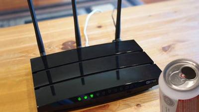 Ai probleme cu semnalul de la WiFi? Asta e cea mai simpla solutie si deja ai tot ce iti trebuie la indemana