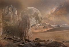 Ai vrea sa fii turist pe Marte? China face o baza uriasa care simuleaza viata pe Planeta Rosie
