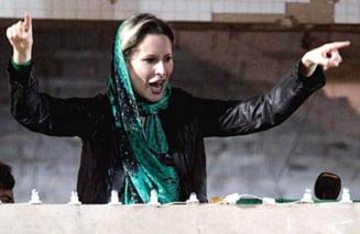 Aisha Gaddafi cere ancheta in cazul mortii tatalui sau