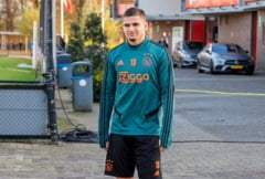 Ajax Amsterdam a decis viitorul lui Razvan Marin