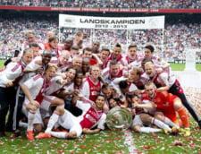 Ajax Amsterdam si Juventus Torino, campioane in Eredivisie si Serie A