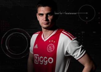 Ajax anunta oficial transferul lui Razvan Marin: Suma platita de gruparea olandeza
