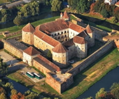Al doilea cel mai frumos castel din lume se afla in Romania