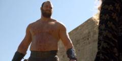 Al doilea cel mai puternic om joaca in Game of Thrones - dieta de 10.000 de calorii