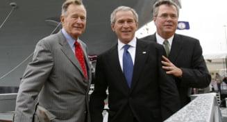 Al treilea Bush presedinte - ce spune George W. Bush despre candidatura fratelui sau