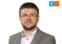 Al treilea candidat la funcția de președinte al USR PLUS. Senatorul Irineu Darău și-a depus candidatura
