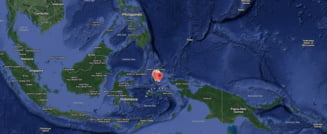 Al treilea cutremur puternic, in acest final de saptamana: 7,3 grade, in Insulele Moluccas din Indonezia