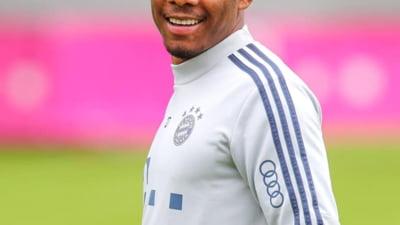 Alaba, dorit de PSG pentru a suplini plecarea lui Thiago Silva