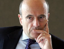Alain Juppe, noul ministru francez de Externe