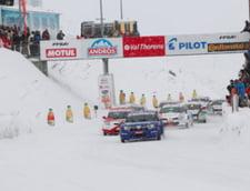 Alain Prost si Dacia Duster, invingatori in prima etapa Trophee Andros