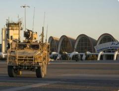 Alarma la Kandahar: Baza cu militari romani, atacata cu racheta