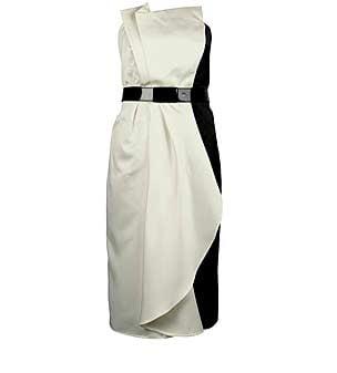 Alb-negru, combinatia perfecta pentru o tinuta eleganta (Galerie foto)