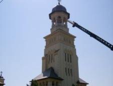 Alba Iulia: Clopote cu GPS la Catedrala Reintregirii Neamului