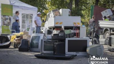 """Alba Iulia participa in campania """"Romania Recicleaza"""", pe 9 si 10 noiembrie"""