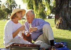 Alcoolul, la pensie, iti lungeste viata