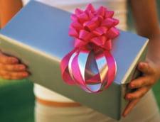 Alege cadouri cu sens si inspiratie
