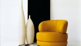Alege cea mai frumoasa canapea pentru livingul tau