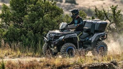 Alege inteligent propriul tau ATV CF Moto