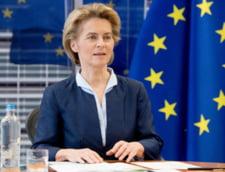 "Alegeri Belarus: Sefa Comisiei Europene, Ursula von der Leyen, condamna reprimarea manifestatiilor si cere numararea ""exacta"" a voturilor"