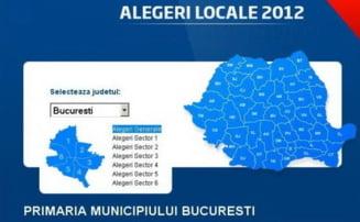 Alegeri Bucuresti: Primarii in functie castiga. Negoita, singurul cu probleme - sondaj Geopol