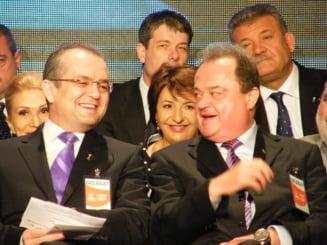 Alegeri PD-L: Boc a castigat din primul tur, vezi momentele importante ale zilei