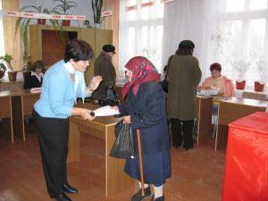 Alegeri R. Moldova: Militia transnistreana a blocat votarea la Corjova