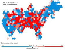 Alegeri SUA, graficul sanselor pentru alegerile din 6 noiembrie