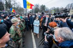 """Alegeri anticipate programate in Republica Moldova. Maia Sandu: """"Oamenii vor decide viitorul lor si al tarii"""""""