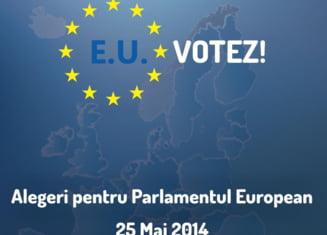 Alegeri europarlamentare - Rezultate aproape finale, dupa numararea a 99,99% din voturi