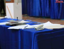 Alegeri europarlamentare 2019: Urne amenajate in sali in care se tin praznice pentru morti