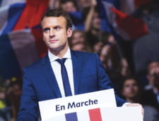 Alegeri in Franta: Emmanuel Macron va castiga cu 60,5% scrutinul prezidential - sondaj
