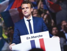 Alegeri in Franta: Nu toti francezii s-au bucurat de victoria lui Macron. Proteste violente in mai multe orase