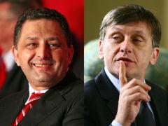"""Alegeri in colegiul 1. Vanghelie, pentru Gandul: """"Crin a fost extraordinar de fair-play. Sustinem candidatul PNL"""". Meci greu la PD-L intre finul lui Becali si fiul lui Prigoana"""