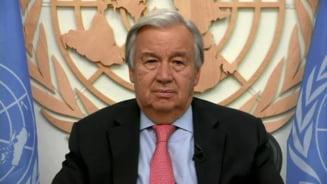 Alegeri la ONU: Antonio Guterres si-a reinnoit mandatul de secretar general