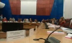 Alegeri la Palatul Administrativ: Iulia Gabriela Bidica, din Nasaud, presedintele Consiliului Judetean al Tinerilor