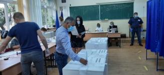 Alegeri locale 2020. Cati vranceni au votat pana la ora 16:00; ultimele date, la nivel national!