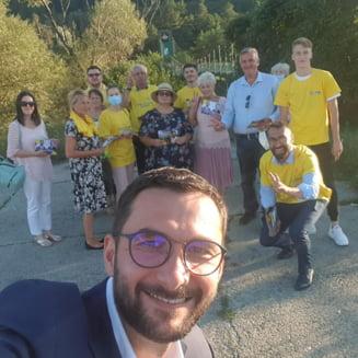 Carabelea: Nemțenii sunt fugăriți către spitalele din alte ...  |Andrei Carabelea