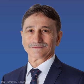 Alegeri locale 2020. Liberalul Ion Dumitrel a castigat un nou mandat la sefia Consiliului Judetean Alba