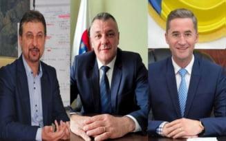 Alegeri locale in Hunedoara. Cine sunt oamenii care ravnesc la primariile Deva, Hunedoara si Petrosani