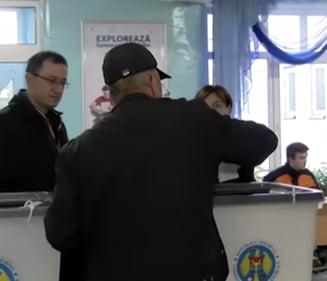 Alegeri locale in R. Moldova. Prezenta e mai mica decat acum 4 ani. La 8 sectii din Transnistria nu a votat nimeni - UPDATE
