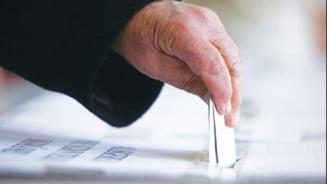 Alegeri parlamentare diaspora 2012