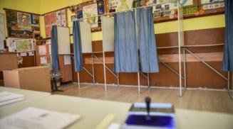 Alegeri partiale in Deveselu. 1.155 de alegatori au votat pana la ora 15:00