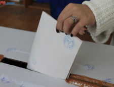 Alegeri prezidentiale 2014: 48,89% dintre romani au votat pana la ora 19.00