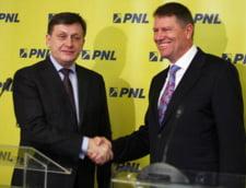 Alegeri prezidentiale 2014: Antonescu, dorit in sondajele pentru stabilirea candidatului