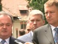 Alegeri prezidentiale 2014: Blaga: Se fac presiuni pentru anularea unor voturi pro-Iohannis