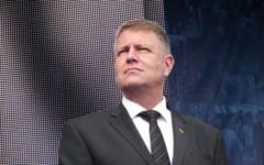 Alegeri prezidentiale 2014: Klaus Iohannis, la mitingul electoral din Parcul Rozelor din Timisoara