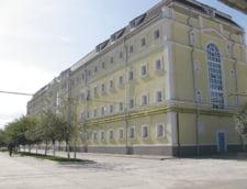 Alegeri prezidentiale 2014: Sute de detinuti au votat la Penitenciarul Aiud