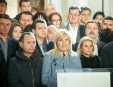 Alegeri prezidentiale 2014: Tacerea Elenei Udrea si declaratii contradictorii din PMP