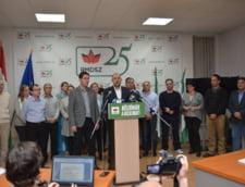 Alegeri prezidentiale 2014: UDMR anunta joi pe cine sustine in turul doi
