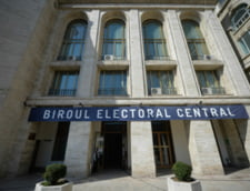 Alegeri prezidentiale 2014 La miezul noptii avem toti candidatii